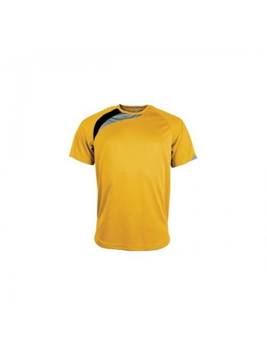 Plain t-shirt sleeve sports Kariban  140gsm GSM