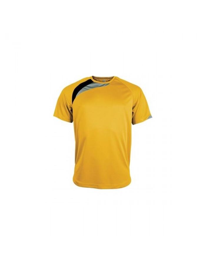 Plain t-shirt sleeve sports Kariban  140gsm