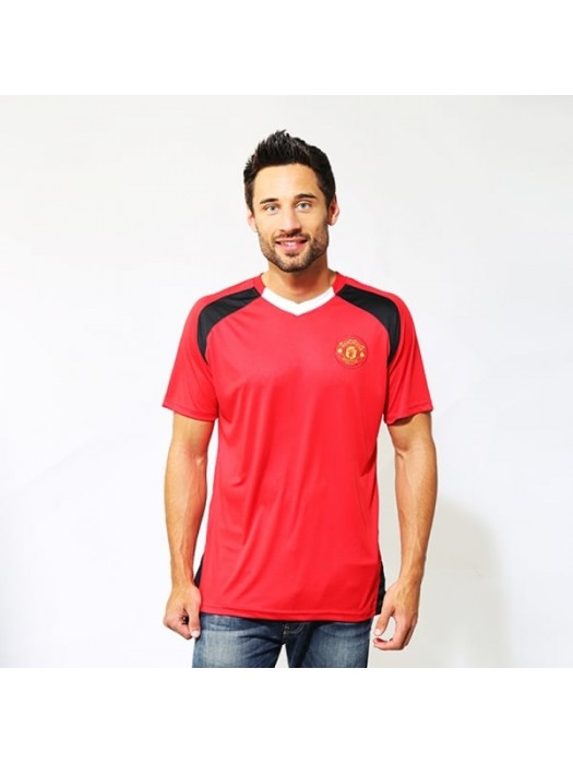 Plain T-shirt Manchester Official Football Merchandise 140gsm GSM