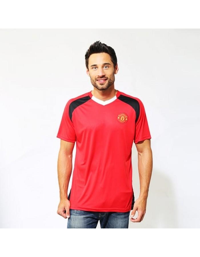 Plain T-shirt Manchester Official Football Merchandise 140gsm