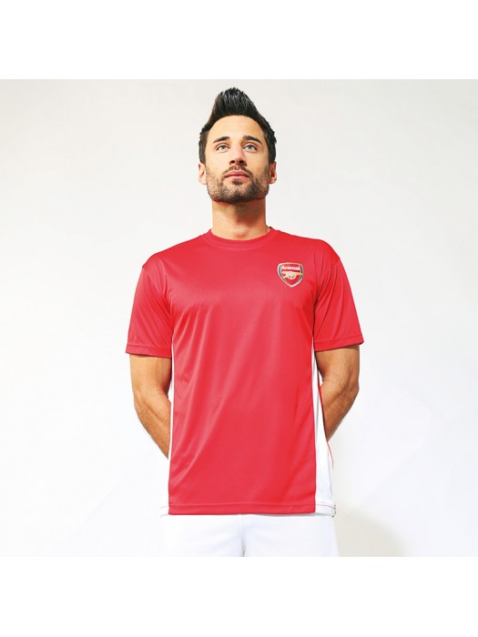 Plain T-shirt Arsenal  Official Football Merchandise 140gsm GSM