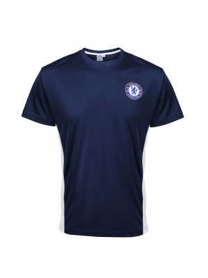 Plain T-shirt Chelsea  Official Football Merchandise 140gsm GSM