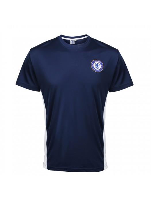 Plain T-shirt Chelsea  Official Football Merchandise 140gsm GSM