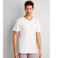 Plain V-Neck Underwear Gildan  150g/m²