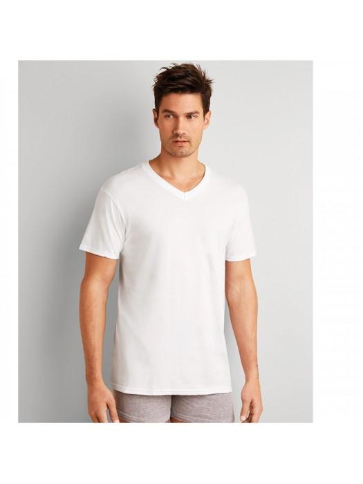 Plain V-Neck Underwear Gildan  150g/m² GSM