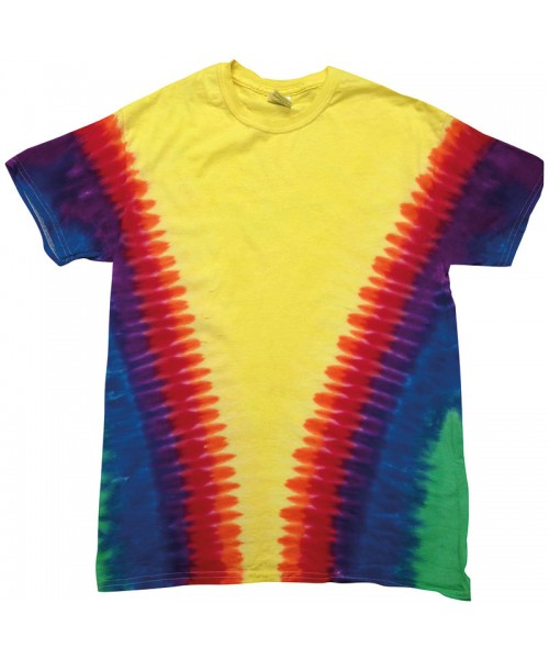 Plain tee Kids Tie-Dye 5.3oz