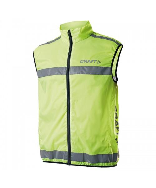 Plain vest Run safety Craft 170 GSM