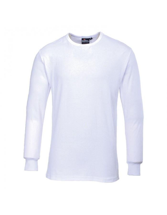Plain Long Sleeved T-Shirt Portwest 200 GSM