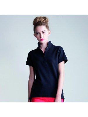 Plain Women's club polo SF 200 GSM