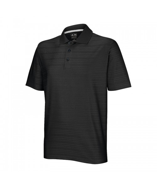 Plain ClimaCool® textured solid polo Adidas 150 GSM