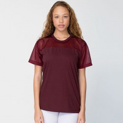 Plain tee Athletic contrast American Apparel 146gsm