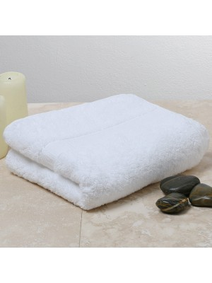 Plain Sanctuary hand towel Christy 600 GSM