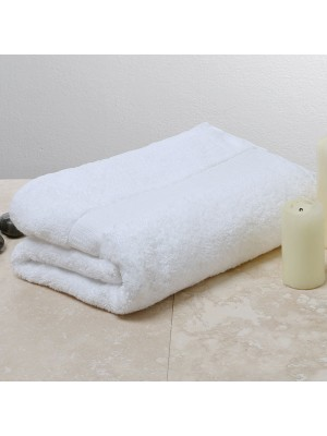 Plain Sanctuary bath towel Christy 600 GSM