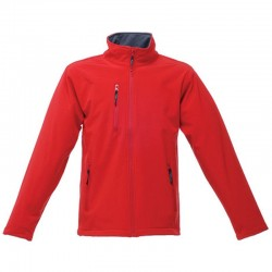 Plain Soft Shell Jacket Octagon Regatta