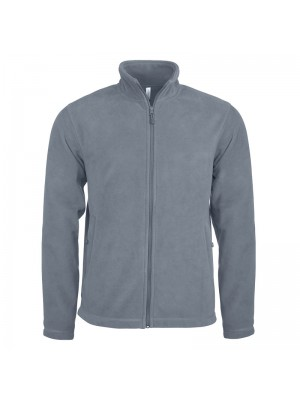 Plain Full zip microfleece jacket Kariban 400 GSM