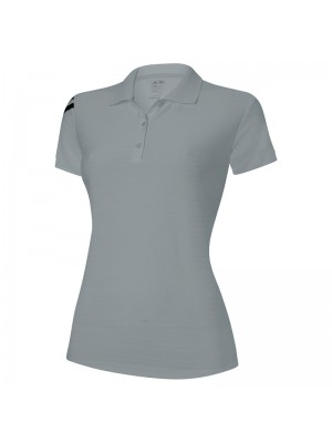 Plain Women's corporate 3 stripe polo Adidas 200 GSM