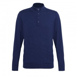 Plain Prestige - Oxford woven button-up Affordable Fashion