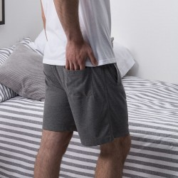Plain Guys lounge short Comfy Co. 155 GSM