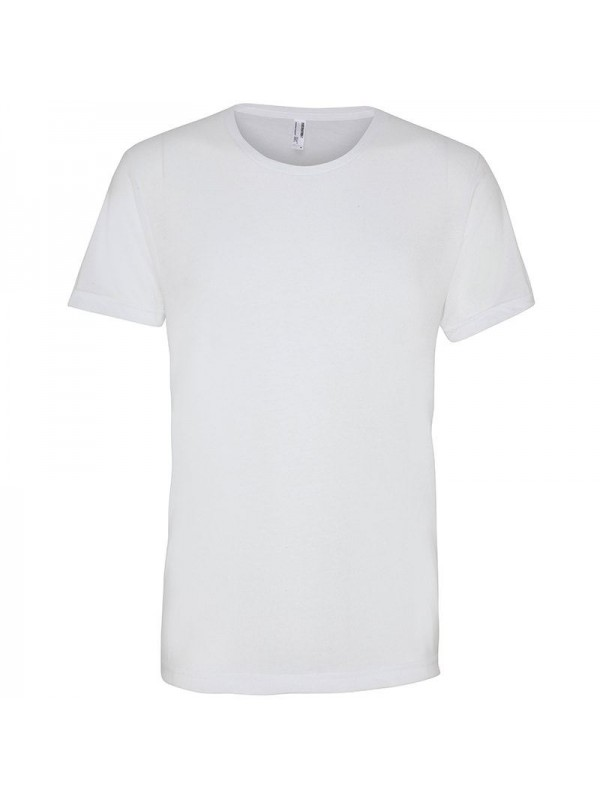 American apparel 100 polyester sublimation t shirt for American apparel plain t shirts bulk