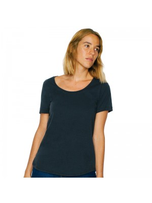 Plain Ultra-wash tee American Apparel 129 GSM