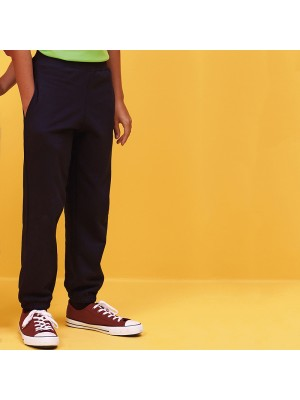 Plain Kids cuffed sweatpants Awd Is 280 GSM