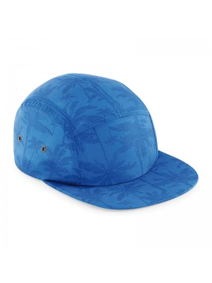 Graphic 5-panel cap Beechfield Headwear 64 GSM