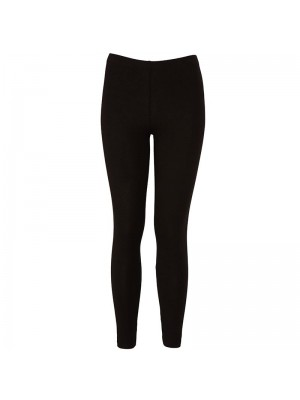 Plain Women's cotton Spandex legging Bella +Canvas 180 GSM