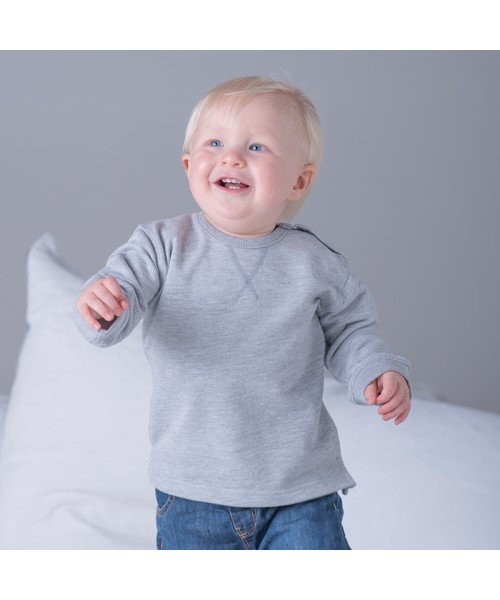 Plain Baby Soft Sweats Baby Bugz 280 GSM Kids