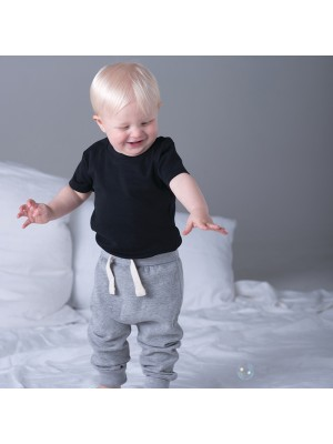 Plain Baby sweatpants Baby Bugz 250 GSM