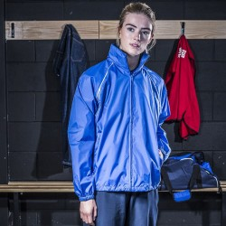 Plain Jacket Showerproof Training Finden & Hales