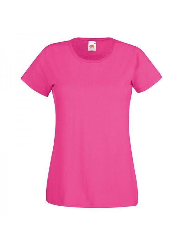 XXL 3er Fruit of the Loom T-Shirt Damen Shirts Valueweight Sets Tshirt S