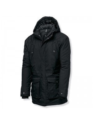 Plain Fairmont winter parka Nimbus