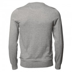 Plain Lowell knitted jumper Nimbus 230 GSM