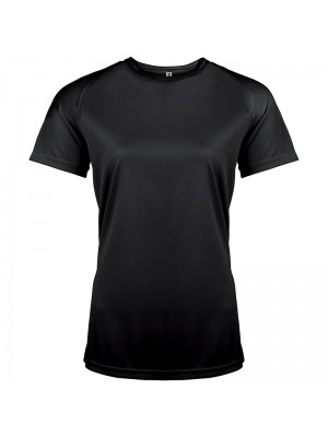 Plain T-Shirt Sport Ladies Proact 140 GSM