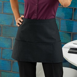 Plain Apron Open Pocket Waist Premier 245 GSM