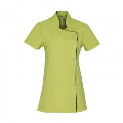 Plain beauty and spa tunic Lily Premier 185 GSM