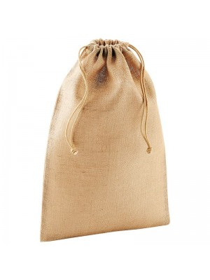 Jute Stuff Bag Westford Mill