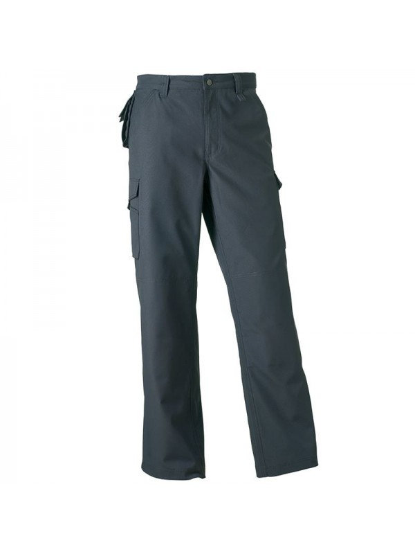 Plain heavy duty workwear trousers russell 260 gsm for Heavy duty work t shirts