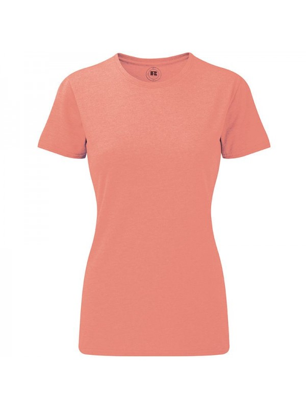 Plain T Shirt Women S Hd Russell White 155 Colours 160 Gsm