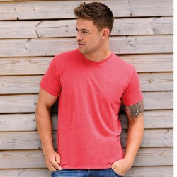 Plain T-shirt HD russell  White 155, Colours 160 GSM