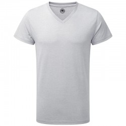 Plain HD T V-neck Jerzees  White: 155gsm, Colours: 160gsm GSM