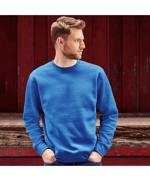 Plain Set-in sleeve sweatshirt Russell 280 GSM