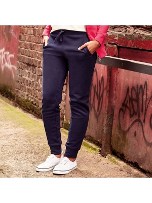 Plain Women's authentic jog pant Russell  280 GSM