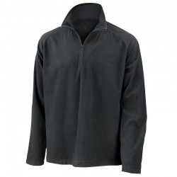 Plain mid-layer top Micron fleece Result Core 200 GSM