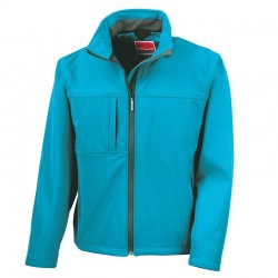Plain Shell Jacket Classic Soft Regatta