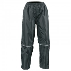 Plain pro-coach trouser Junior/youth waterproof 2000 Result