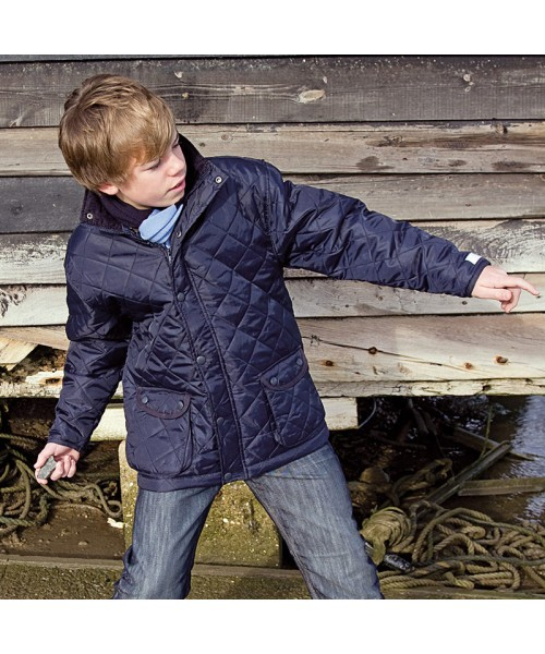 Plain Junior urban Cheltenham jacket Result