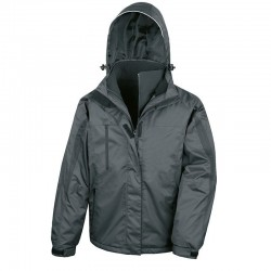 Plain Soft Shell Journey Jacket 3-in-1 Result