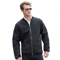 Plain Men's phantom MA1 softshell bomber Result