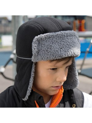 Plain Junior ocean trapper hat Result